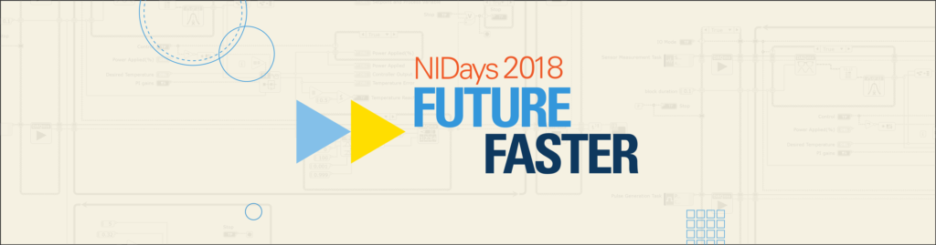 Novator Solutions exhibiting at NIDays France 2018