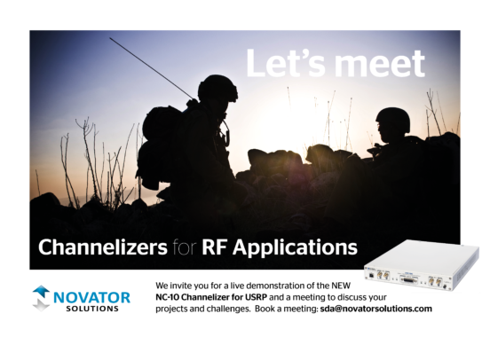 Channelizers for RF Applications